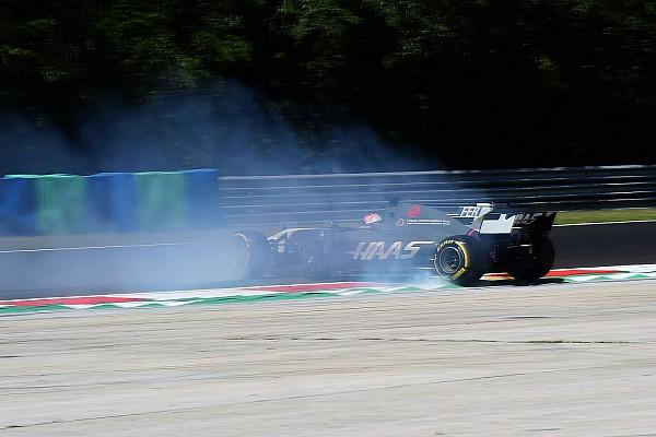 Formule 1 Ferrucci : Pilotée à la limite, la F1