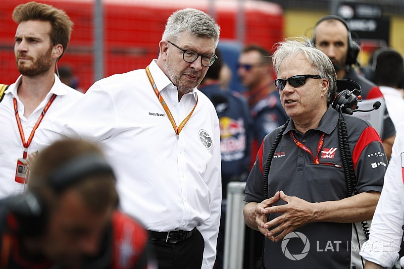 """Haas quiere ver """"planes concretos"""" por parte de los dueños de la F1"""