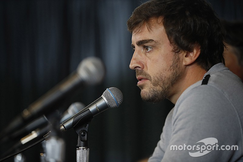Alonso descarta cambio definitivo a Indy