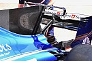 Formula 1 Sauber introduces McLaren-style T-wing