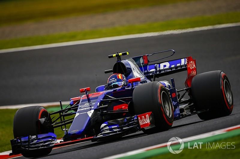 """Honda partnership """"a release"""" for Toro Rosso"""