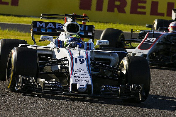 Dupla onboard: Massa Vs. Magnussen