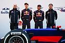 Джеймс Ки объяснил сходство новой машины Toro Rosso с Mercedes