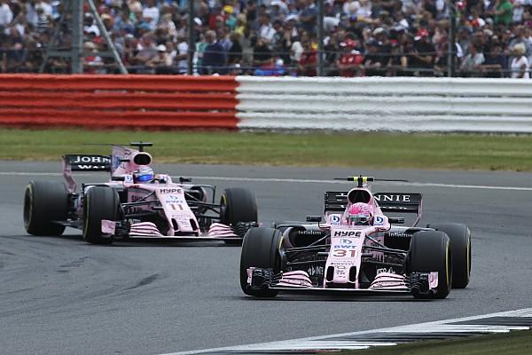 Force India: Weiterhin keine Rad-an-Rad-Duelle erlaubt