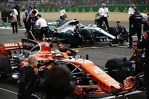 Формула 1 Новость Mercedes и Ferrari отказались поставлять моторы McLaren