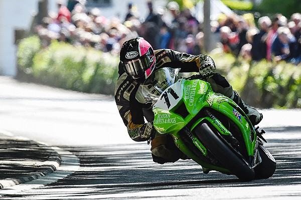 Road racing Breaking news Davey Lambert dies following TT crash