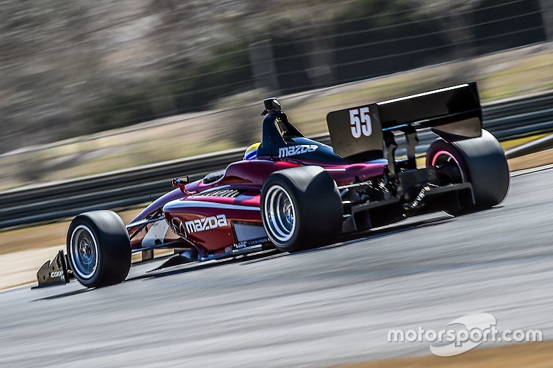 Urrutia confident ahead of Indy Lights debut