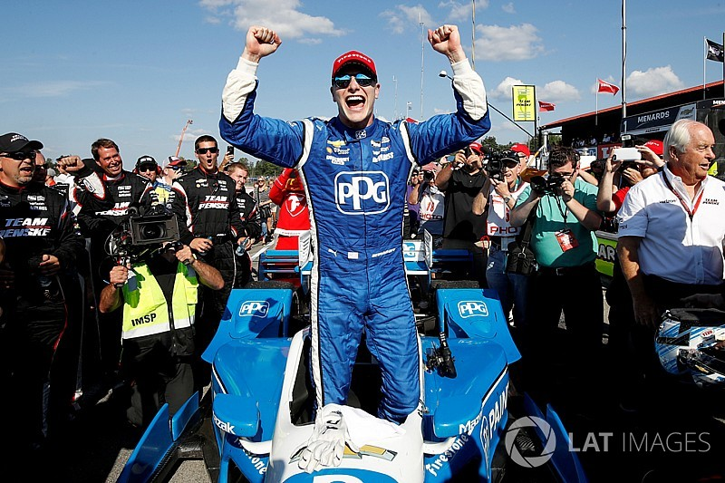 IndyCar у Мід-Огайо: Ньюгарден здобув переконливу перемогу та лідирує у заліку
