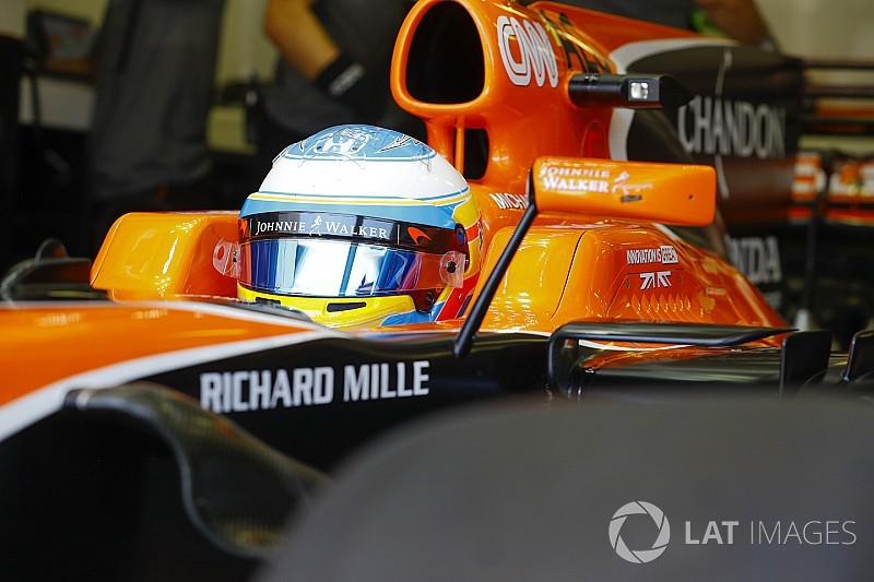 Alonso dit attendre la décision de McLaren par loyauté