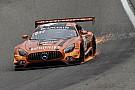 Blancpain Sprint Bunk y Perera vencen en la carrera de clasificación en Nurburgring