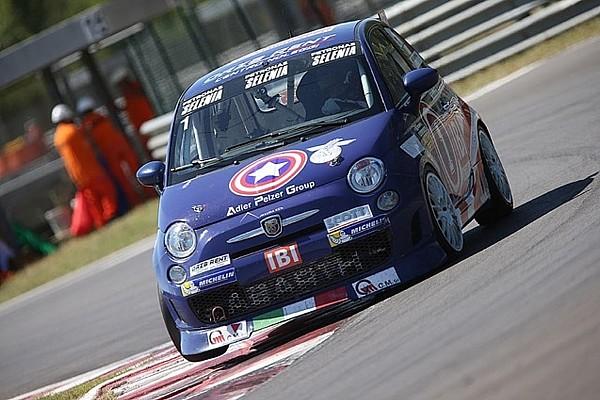 Barberini vince Gara 1 a Magione e allunga in classifica su Darbom