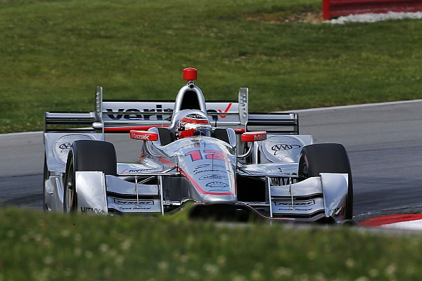 IndyCar Power conquista pole em Mid-Ohio; Castroneves larga em 5º