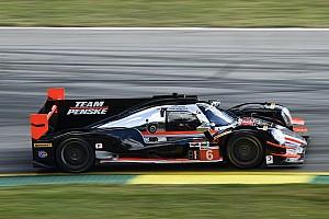 IMSA Reporte de calificación Penske toma la pole para Petit Le Mans