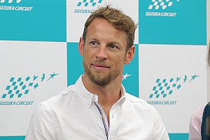 Super GT Breaking news Button's Super GT team revealed by Honda