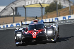 Le Mans Testing report Le Mans test day: Toyota locks out top three in morning session