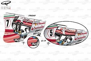 Fórmula 1 Análisis Técnica: así reaccionaron Mercedes, Ferrari y Red Bull al reto de Bakú