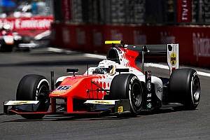 FIA F2 Breaking news King disqualified from fourth in second Baku F2 race