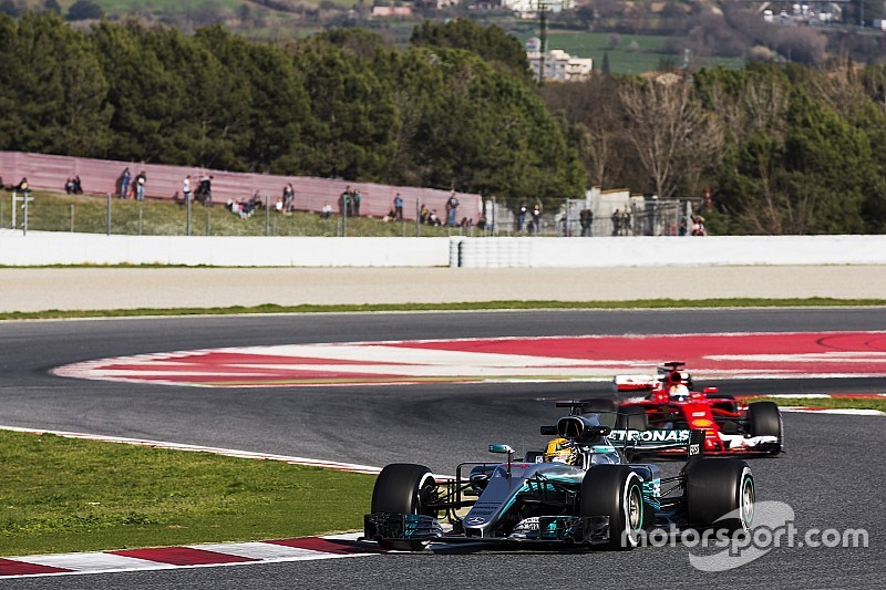 Штайнер поставил Ferrari на один уровень с Mercedes