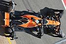 Formule 1 Photos - La McLaren MCL32 en piste à Barcelone
