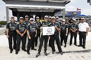 IndyCar Jelentés az időmérőről Kimball életében először a pole-ban az IndyCar texasi hétvégéjén!