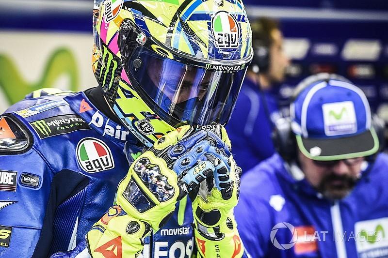 """Valentino Rossi erwartet kein Wunder: """"Sind in schwieriger Situation"""""""