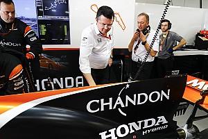 Формула 1 Важливі новини Бульє: Із двигуном Renault McLaren виграла секунду на колі