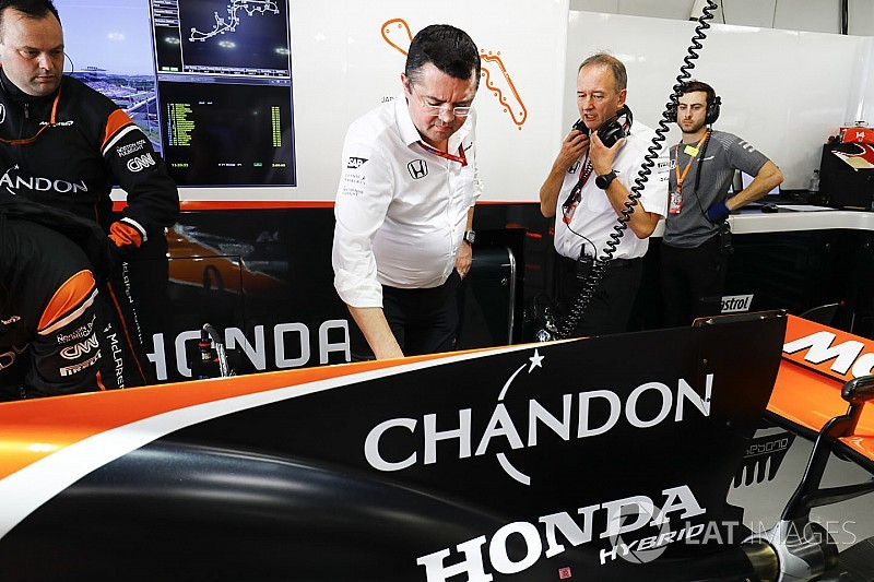 Бульє: Із двигуном Renault McLaren виграла секунду на колі