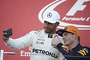 """Hamilton verwacht veel van Verstappen: """"Sneller dan Ricciardo in 2017"""""""
