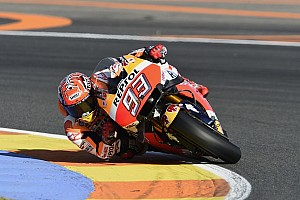 MotoGP Practice report Valencia MotoGP: Marquez leads final warm-up of 2016