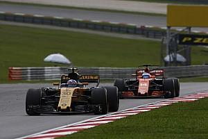 Renault no tiene miedo a McLaren en 2018