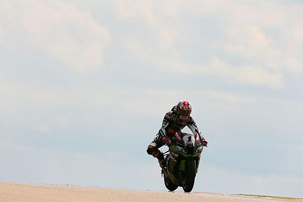 World Superbike Aragon WSBK: Rea wins, Davies crashes from the lead