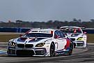 IMSA 12h Sebring: BMW mit dem M6 auf Platz 6 und im Reifenstapel