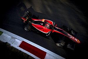 GP3 Отчет о гонке Расселл выиграл гонку GP3 в битве с партнерами по ART