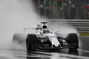 F1 Reporte de prácticas Massa lideró una práctica pasada por agua en Monza