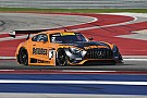Austin PWC: Dalziel and Morad drive CRP Mercedes to SprintX win