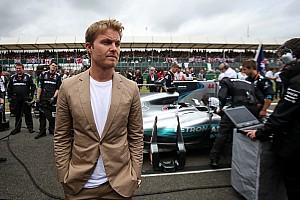 Formule E Actualités Rosberg à la tête de Mercedes en Formule E?