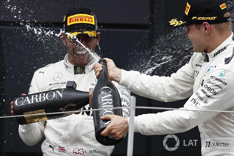 F1 sluit deal met Carbon Champagne: flessen van 3.000 euro voor podiumceremonie