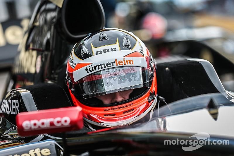 La Fórmula V8 3.5 acaba con podio de Tatiana Calderón y victoria de Binder