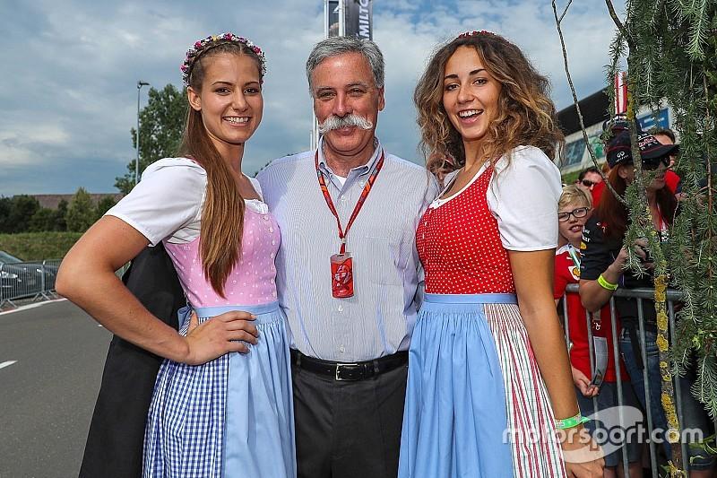 Грід-гьолз створили петицію до власників Формули 1