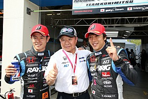 スーパーGT 速報ニュース 【スーパーGT】オートポリス予選GT500:100号車NSXが今季初ポール!