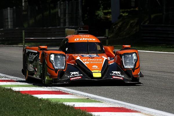 European Le Mans Monza ELMS: G-Drive wins despite late penalty