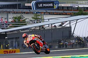 """MotoGP Noticias de última hora Márquez: """"El nuevo escape me permite tener la potencia en mi mano"""""""