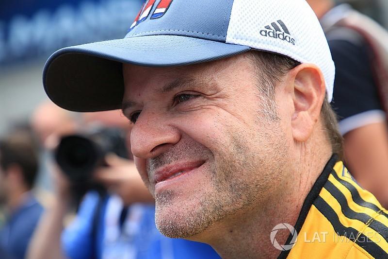 """Barrichello se confiesa: """"los primeros días tras la F1 fueron difíciles"""""""