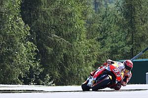 MotoGP Reporte de calificación Márquez le ganó la pole a Rossi por 0s092 en Brno