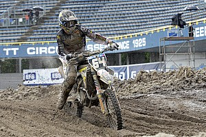 Mondiale Cross Mx2 Qualifiche Thomas Covington centra la quinta pole stagionale ad Assen