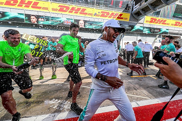 Formula 1 Statistik menarik dari GP Italia