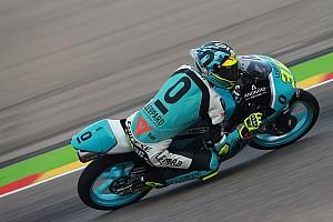 Moto3 Relato da corrida Mir se defende de concorrentes e vence 8ª do ano em Aragón