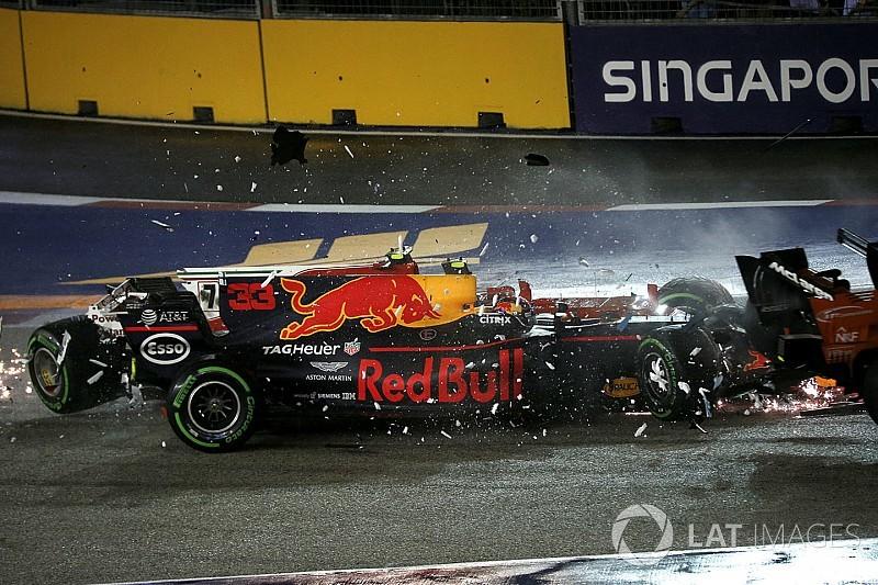 """Red Bull : """"Verstappen devrait être complètement blanchi"""""""