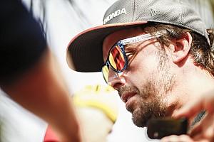 IndyCar BRÉKING Szenzációs festés Alonso gépére az IndyCar-ban