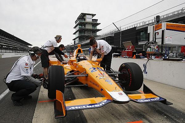 Де Ферран посоветовал Алонсо готовиться к спаду перед Indy 500